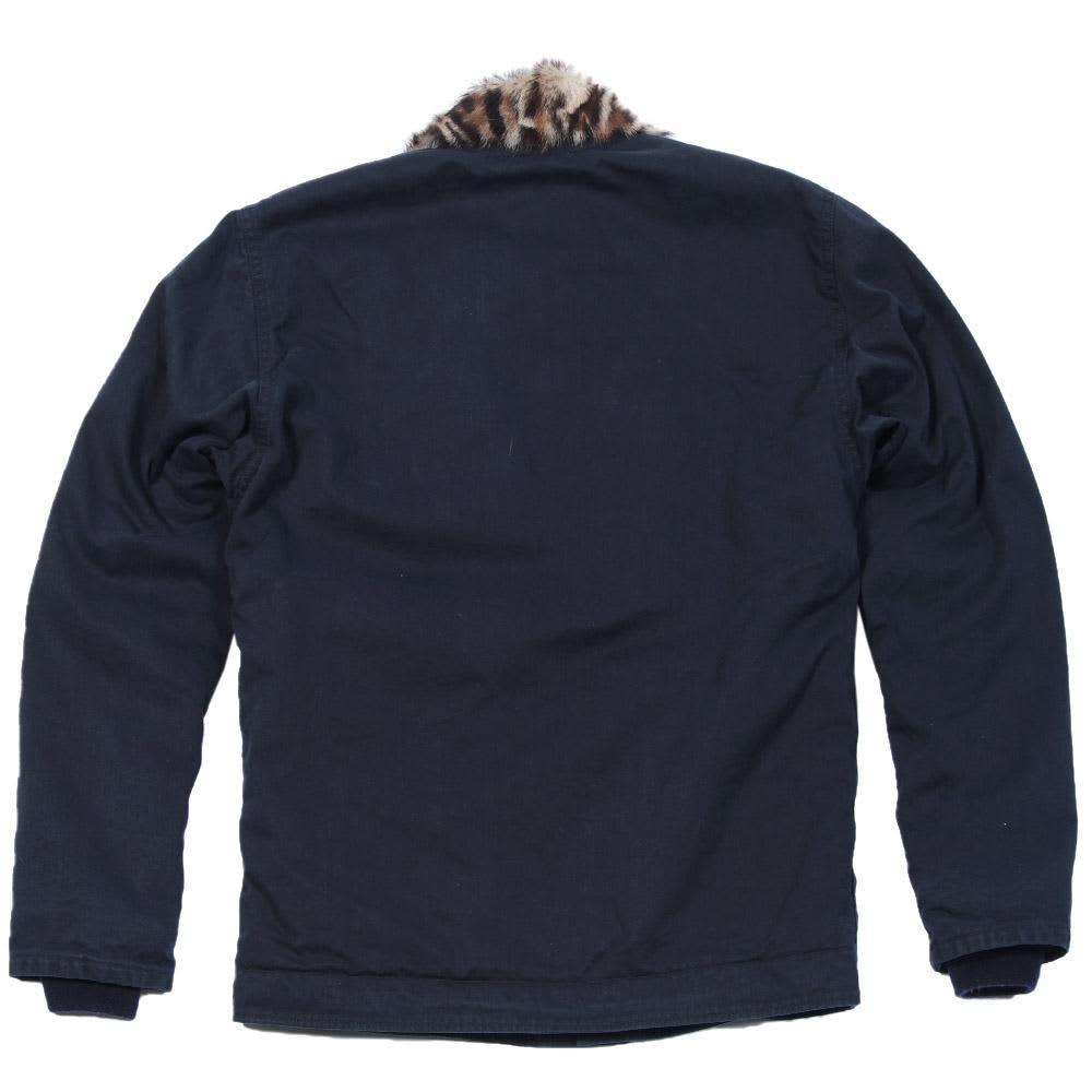 Visvim Deckhand Jacket - Navy