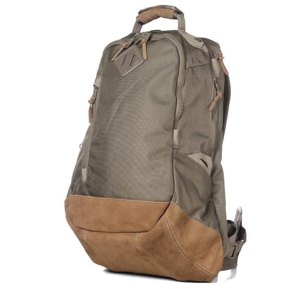 Visvim Ballistic Lamina 20L Back Pack - Beige