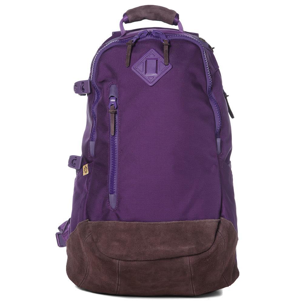 Visvim Ballistic Lamina 20L Back Pack - Purple