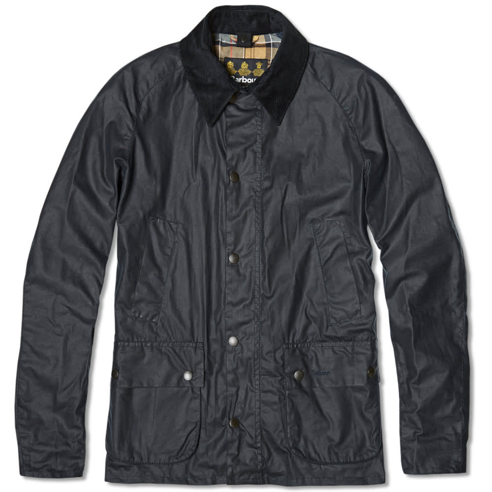 Barbour Ashby Jacket - Navy