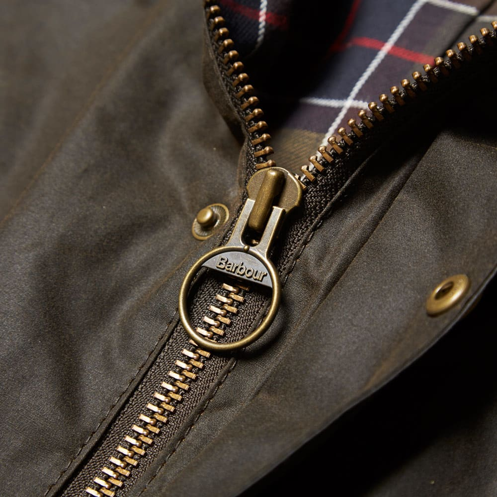Barbour Ashby Jacket - Olive