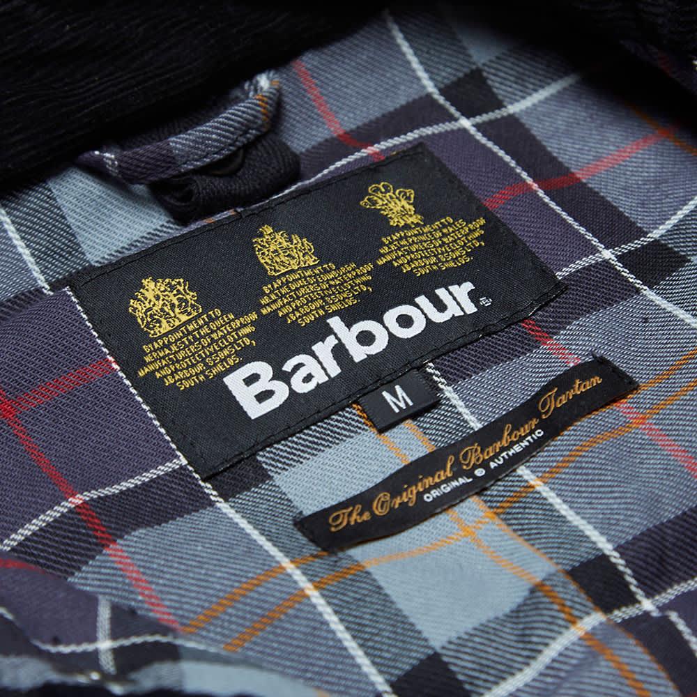 Barbour Bristol Jacket - Black