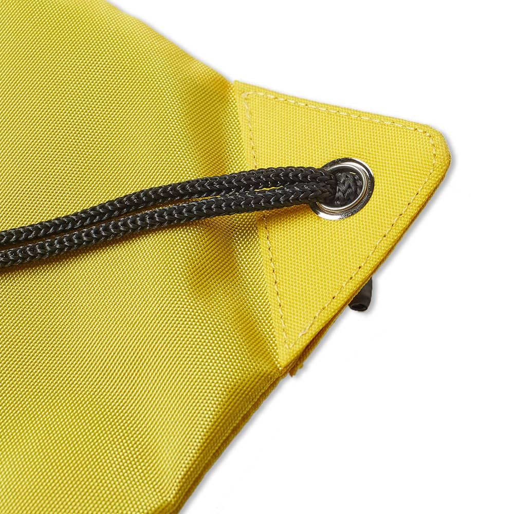 A.P.C. Guitar Logo Swim Bag - Yellow