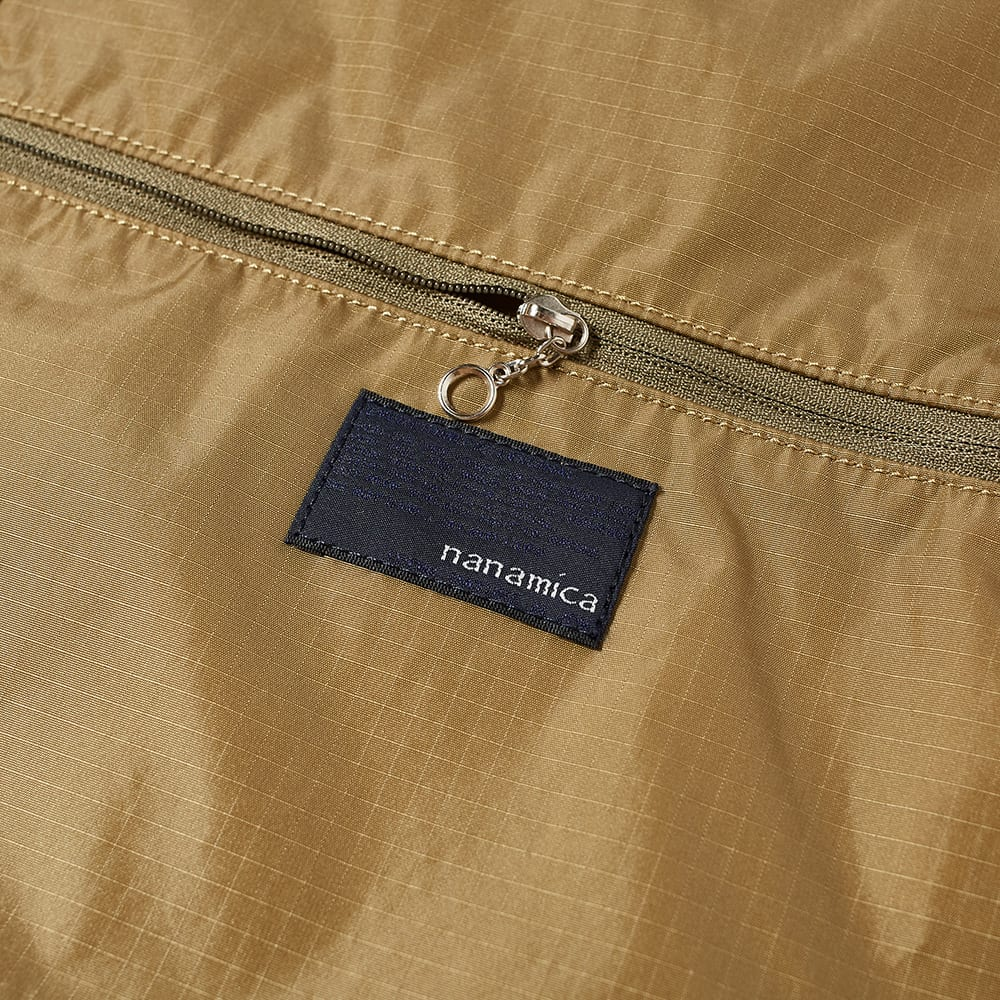 Nanamica Utility Shoulder Bag - Beige