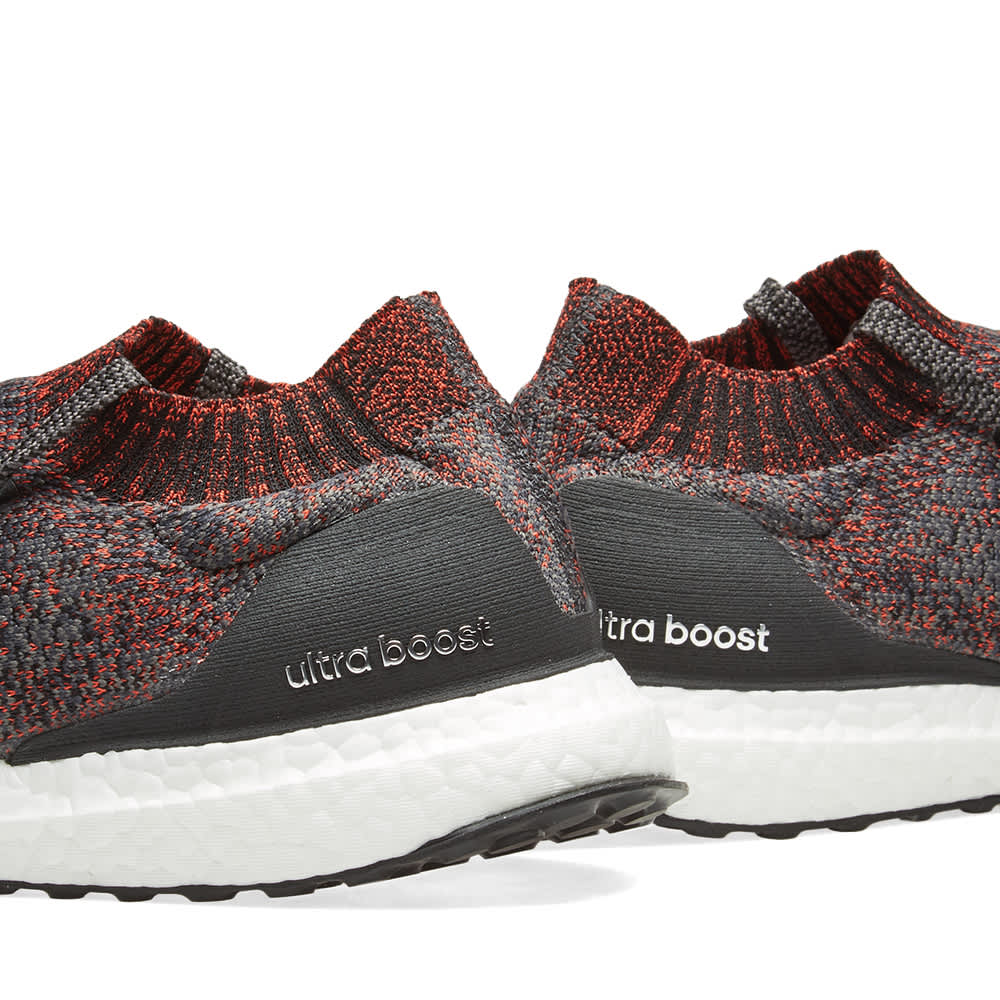 Adidas Ultra Boost Uncaged - Carbon, Black & White
