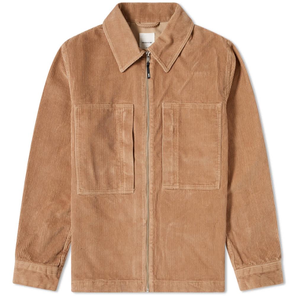 Wood Wood Gale Corduroy Jacket