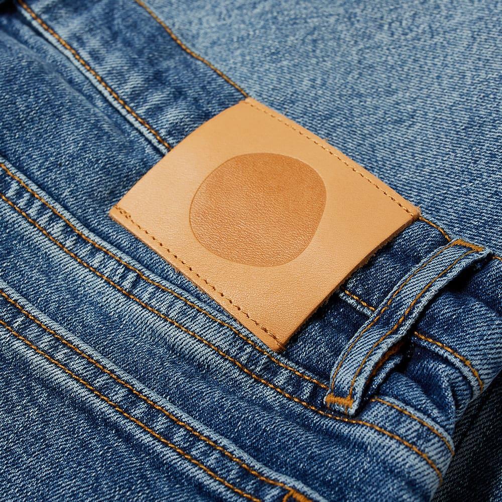 NN07 Slater Slim Jean - Mid Wash