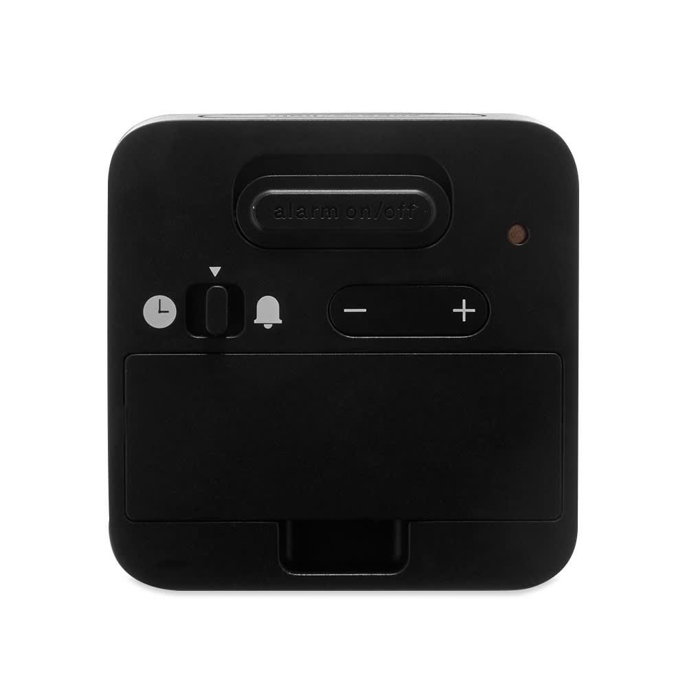 Braun Digital Travel Alarm Clock - Black