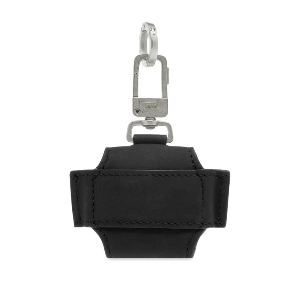 C2H4 x MASTERMIND JAPAN Hooded Air Pod Case - Black