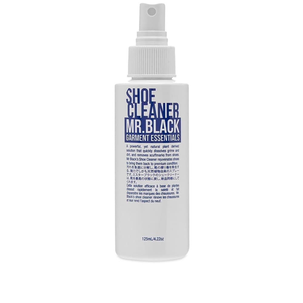 Mr. Black Garment Essentials Shoe Cleaner - 125ml