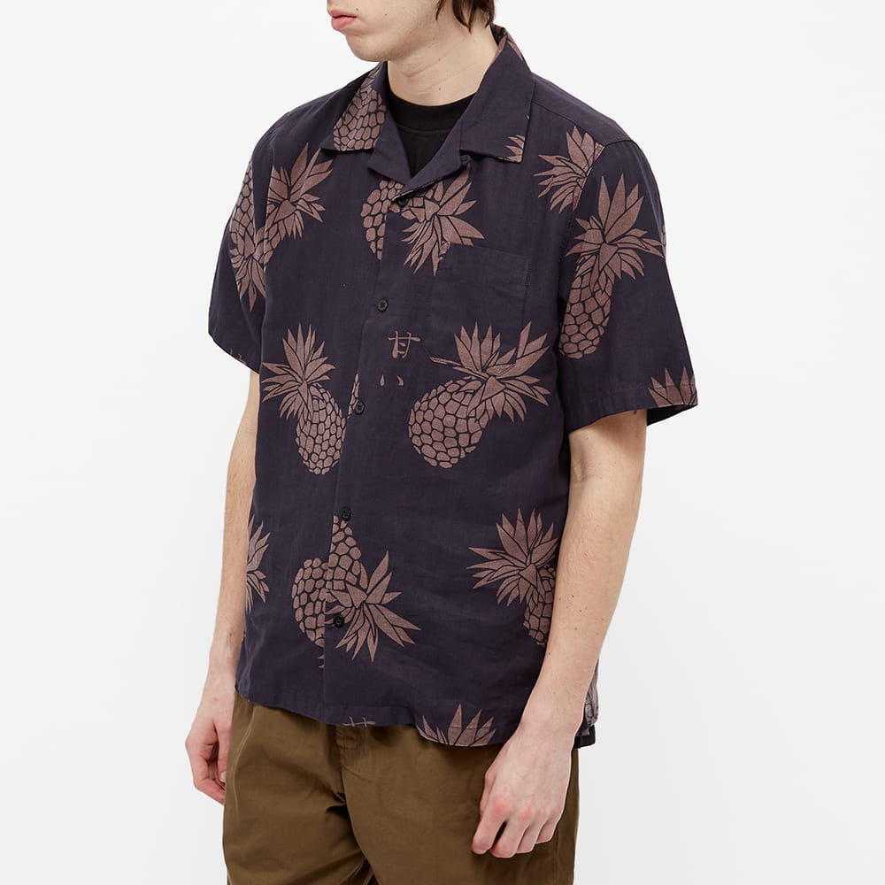 Edwin Multivitamin Vacation Shirt - Black