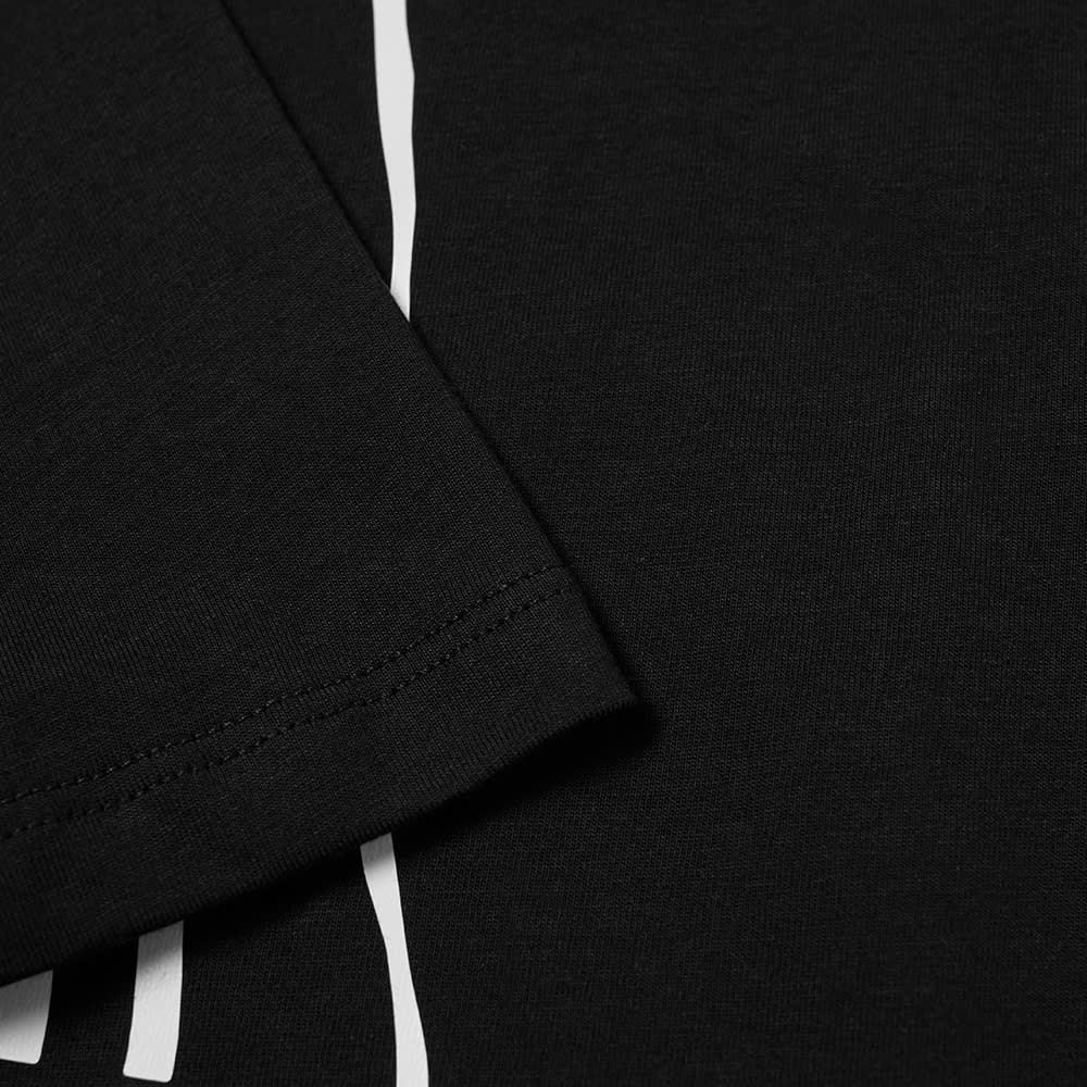 Opening Ceremony Warped Logo Tee - Black & White