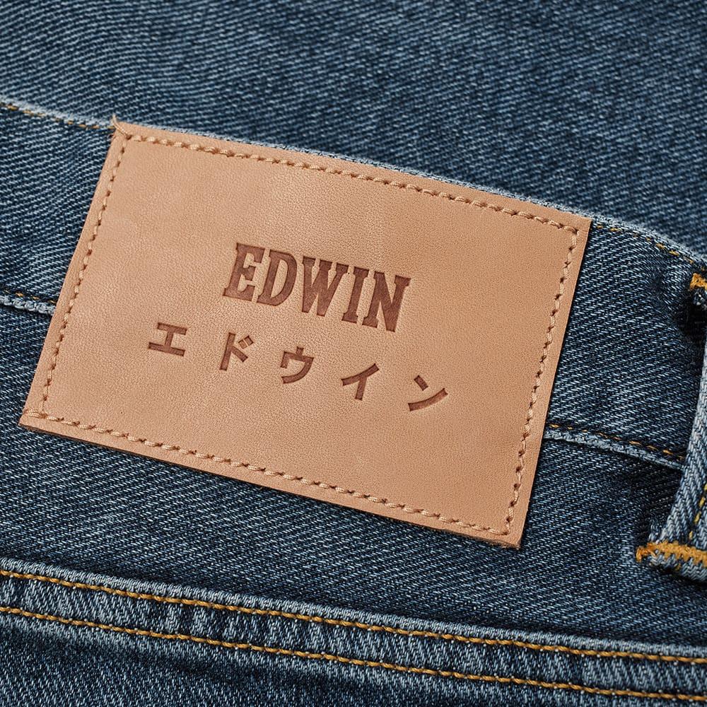 Edwin Ed-80 Slim Tapered Jean - Niroko Wash