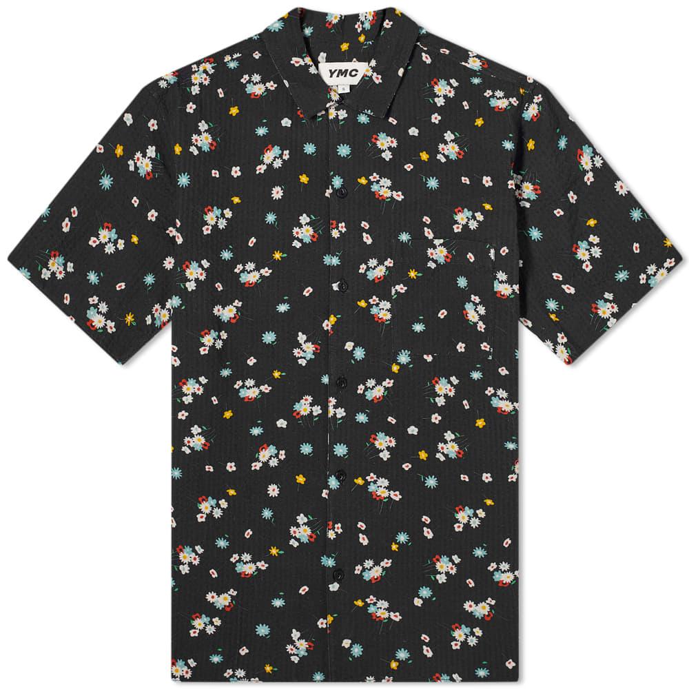 YMC Malick Vacation Shirt - Black