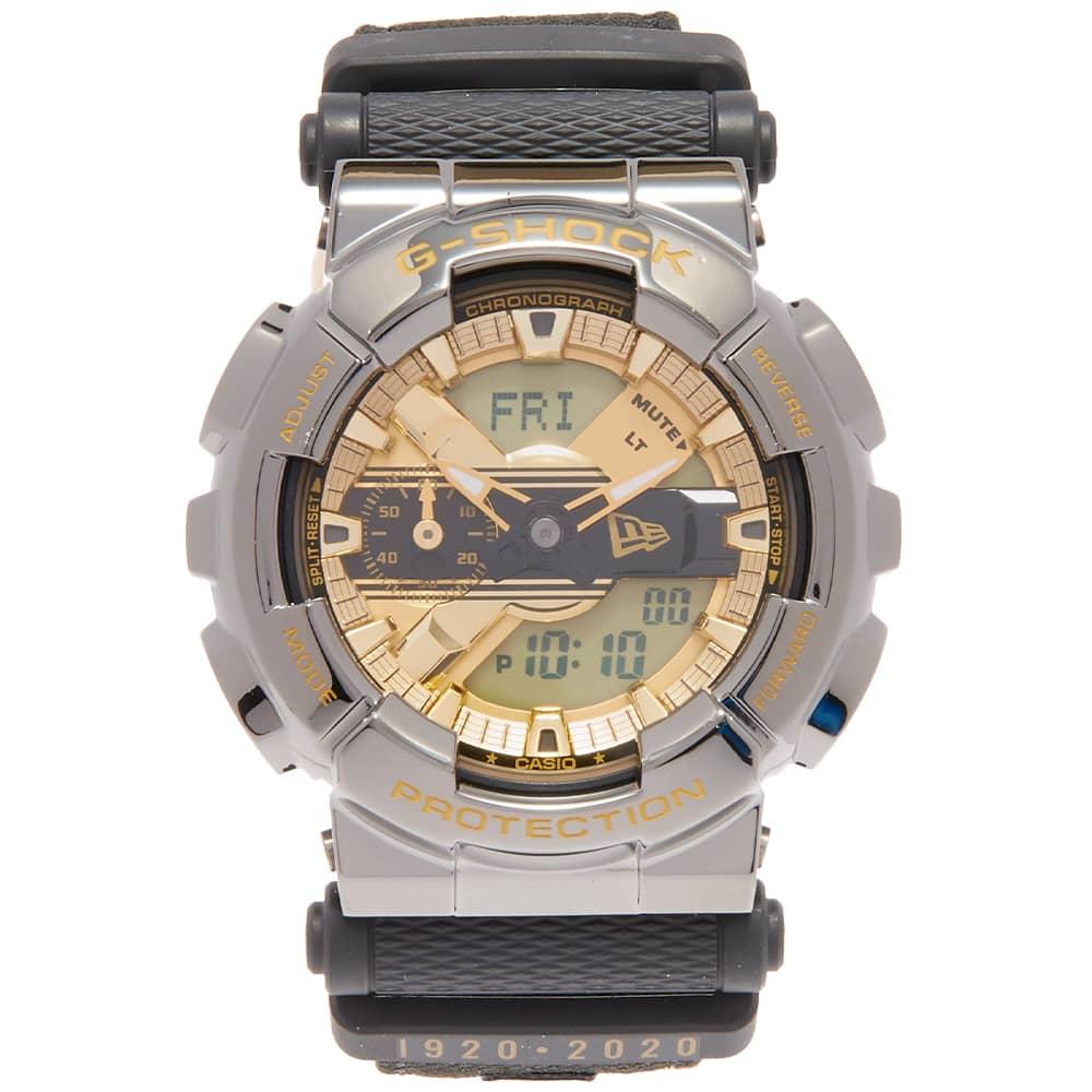 Casio G-Shock x New Era 100tth Anniversary GM-110NE Watch - Black