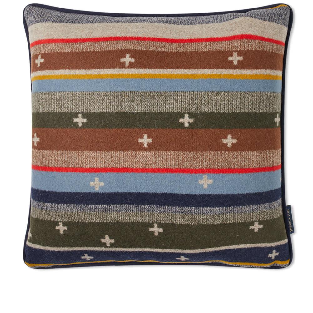 Pendleton Scout Stripe Jacquard Pillow - Scout Stripe