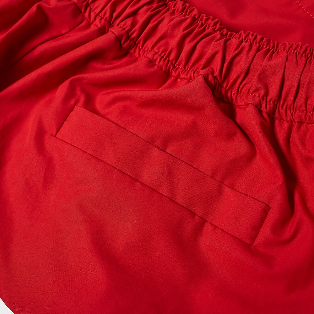 4SDesigns Ventile Baggy Short - Red, White