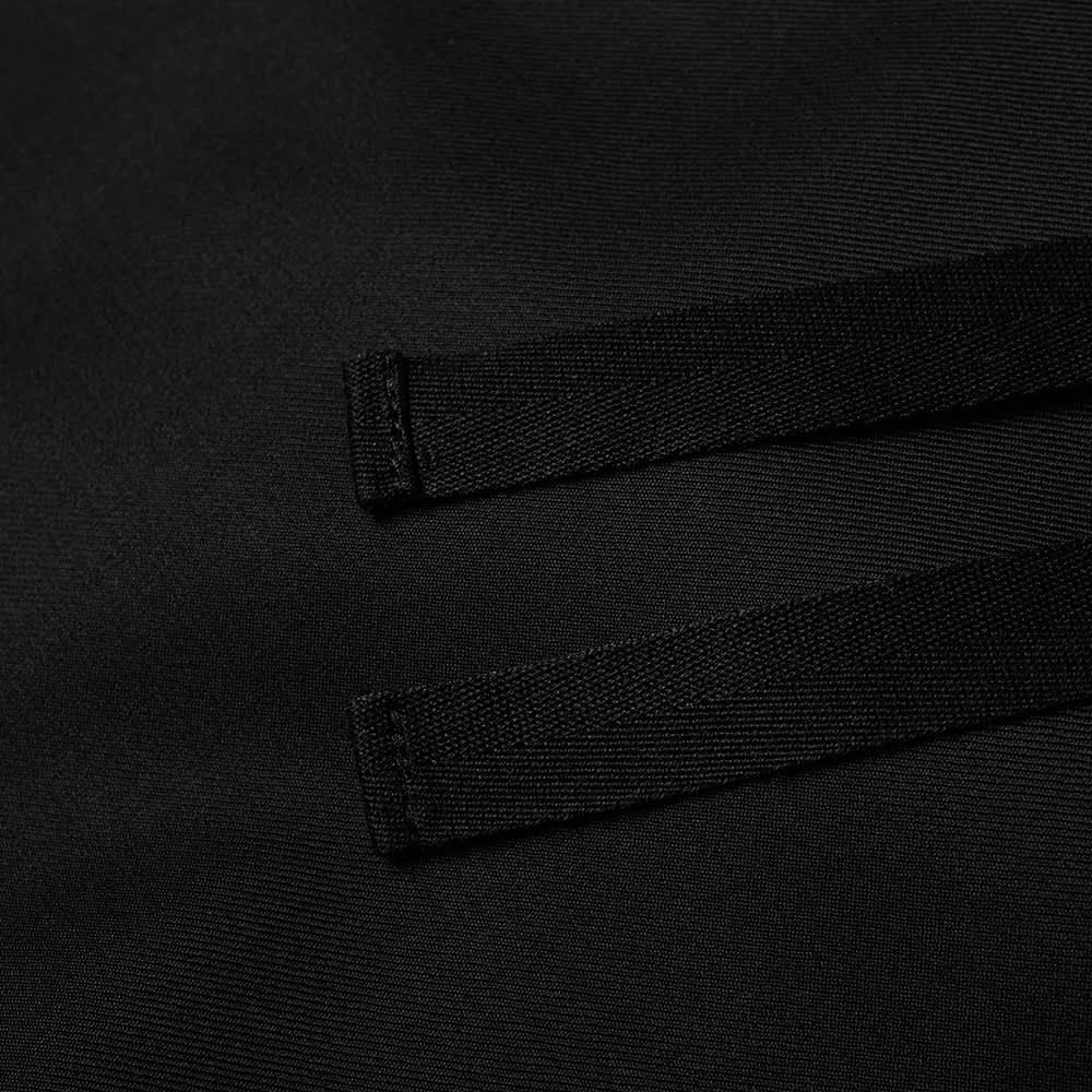 4SDesigns Cargo Pant - Black Tropical Wool