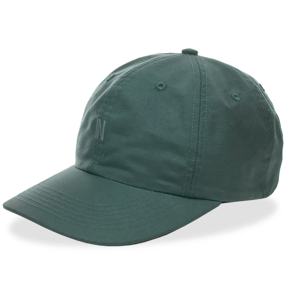 Norse Projects Econyl Sports Cap - Dartmouth Green