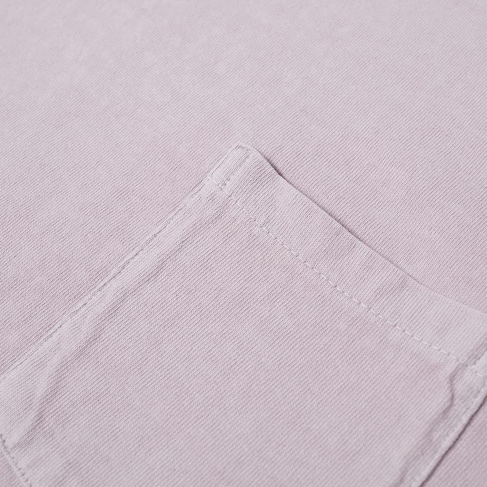 Velva Sheen Pigment Dyed Pocket Tee - Wisteria