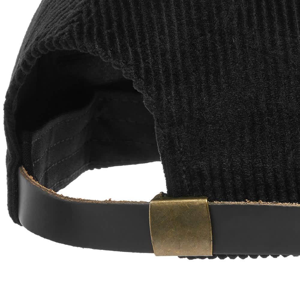 Pop Trading Company x Miffy Cord Cap - Black