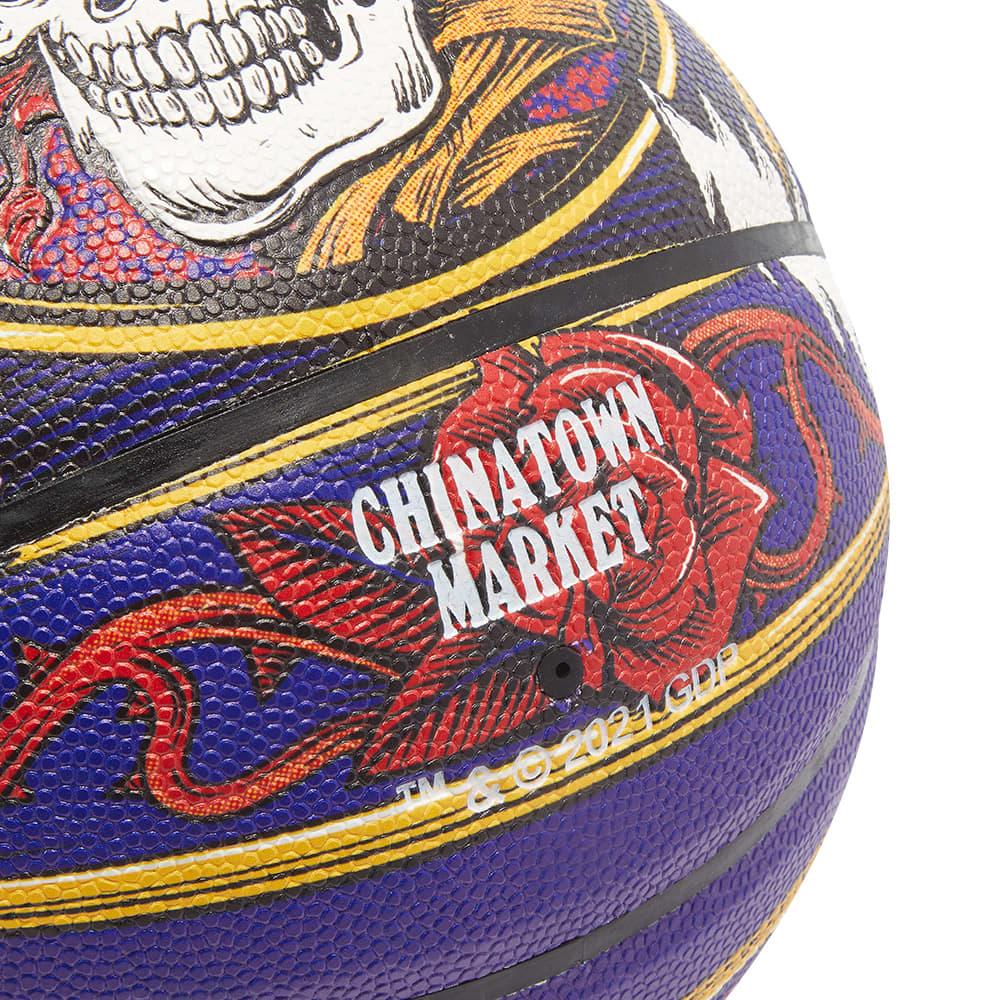 Chinatown Market x GD Border Bandana Basketball - Multi