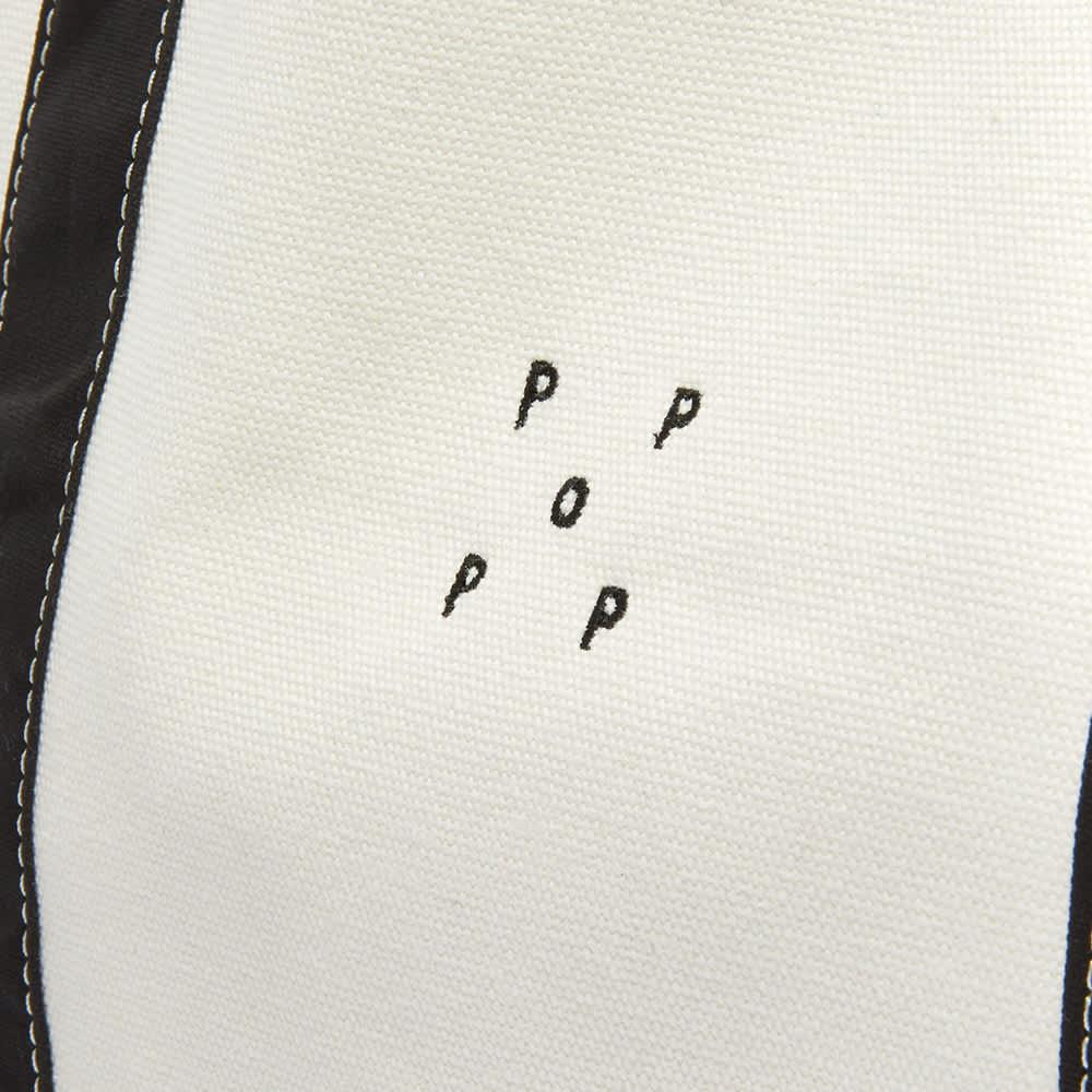 Pop Trading Company x MIffy Beach Bag - Off White & Black