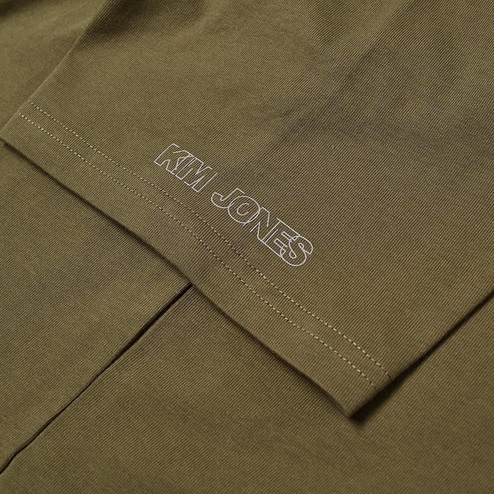 Converse x Kim Jones Basic Tee - Burnt Olive