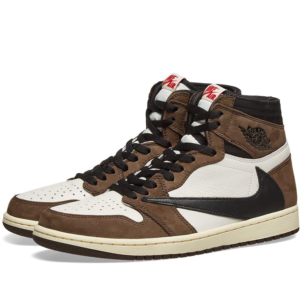 Travis Scott x Air Jordan 1 High OG TS