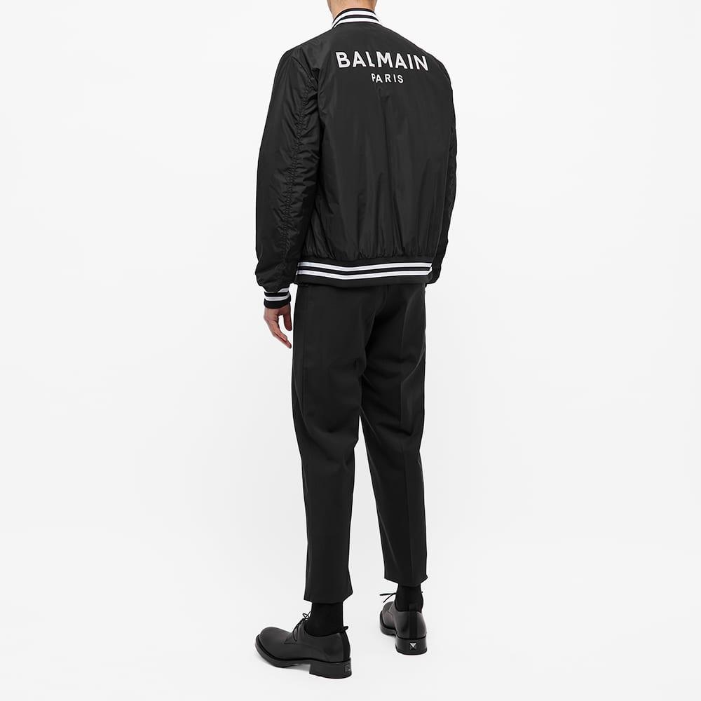 Balmain Bomber Jacket - Black