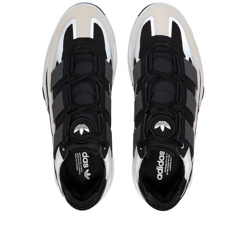 Adidas Niteball - Core Black & Silver