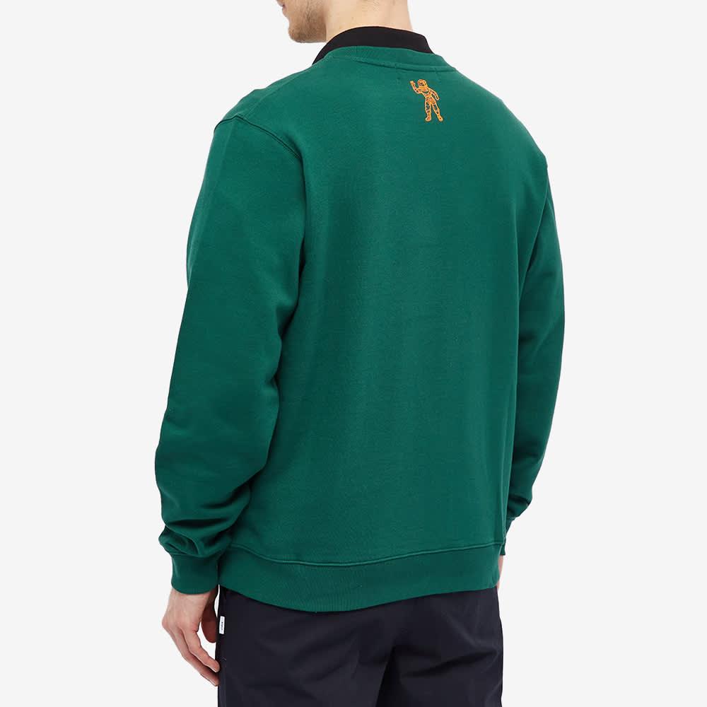Billionaire Boys Club Arch Logo Crew Sweat - Forest Green