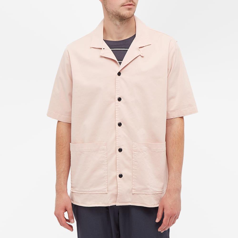 Albam Alternate Twill Vacation Shirt - Pink