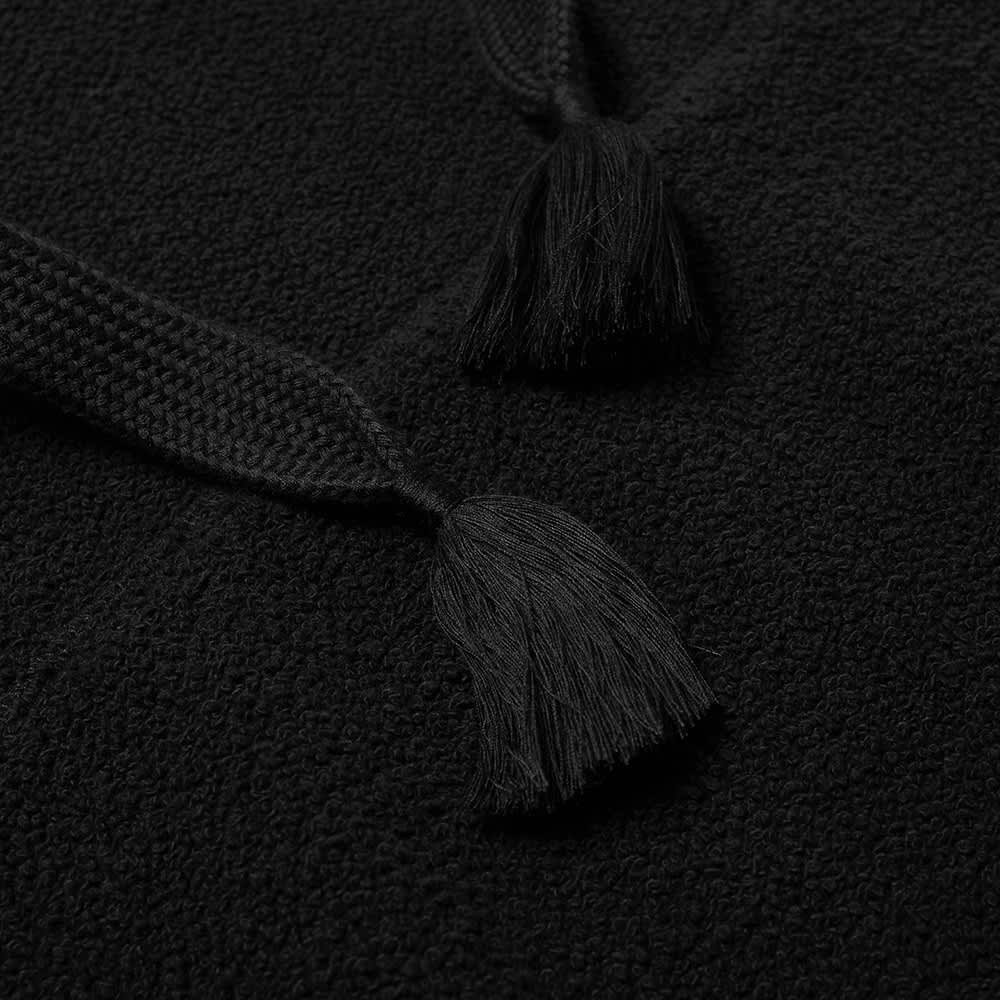 Craig Green Hole Reverse Popover Hoody - Dark Grey