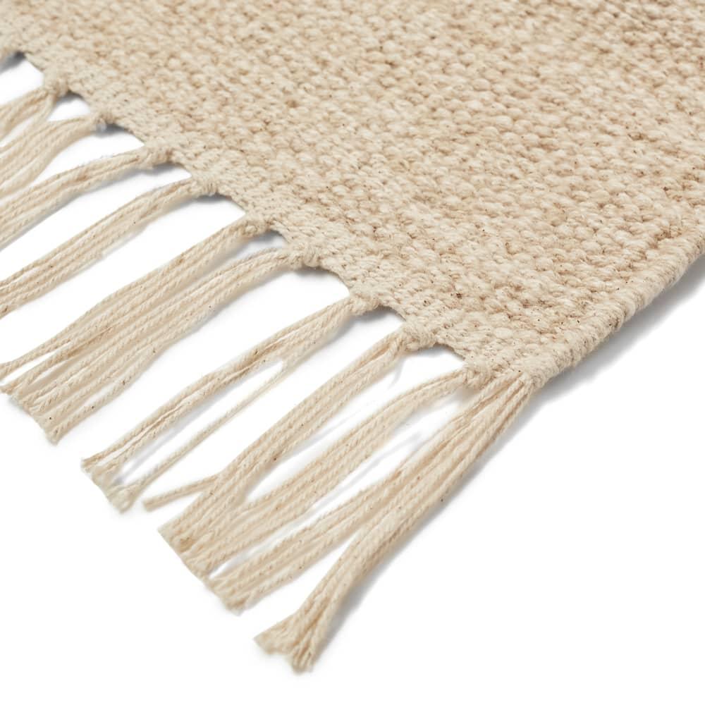 Ferm Living Melange Rug - Sand