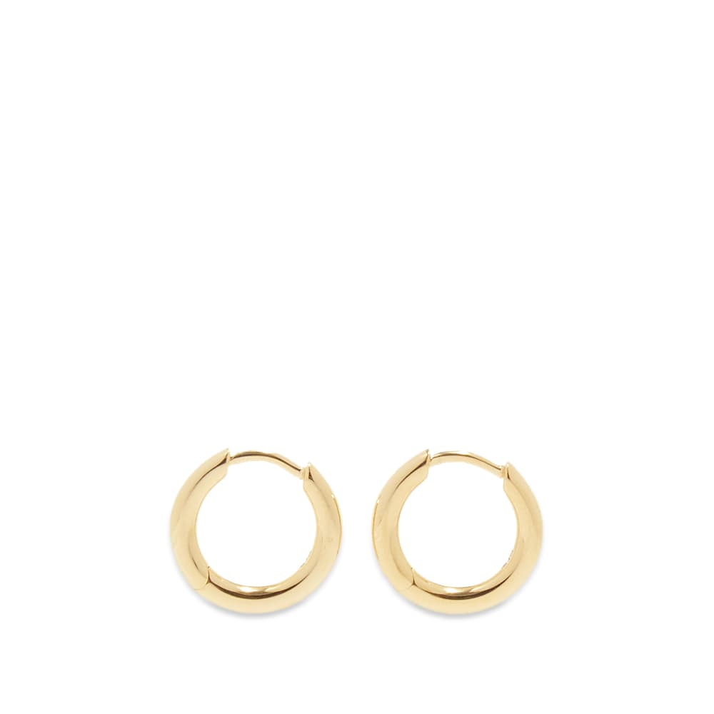 Tom Wood Classic Hoops Small - Gold