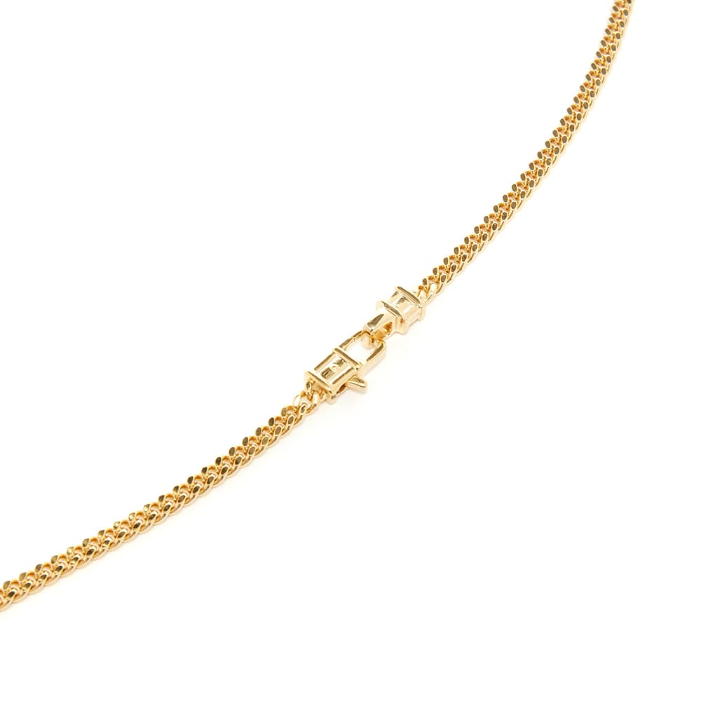 Tom Wood 20.5 Curb Chain M - Gold
