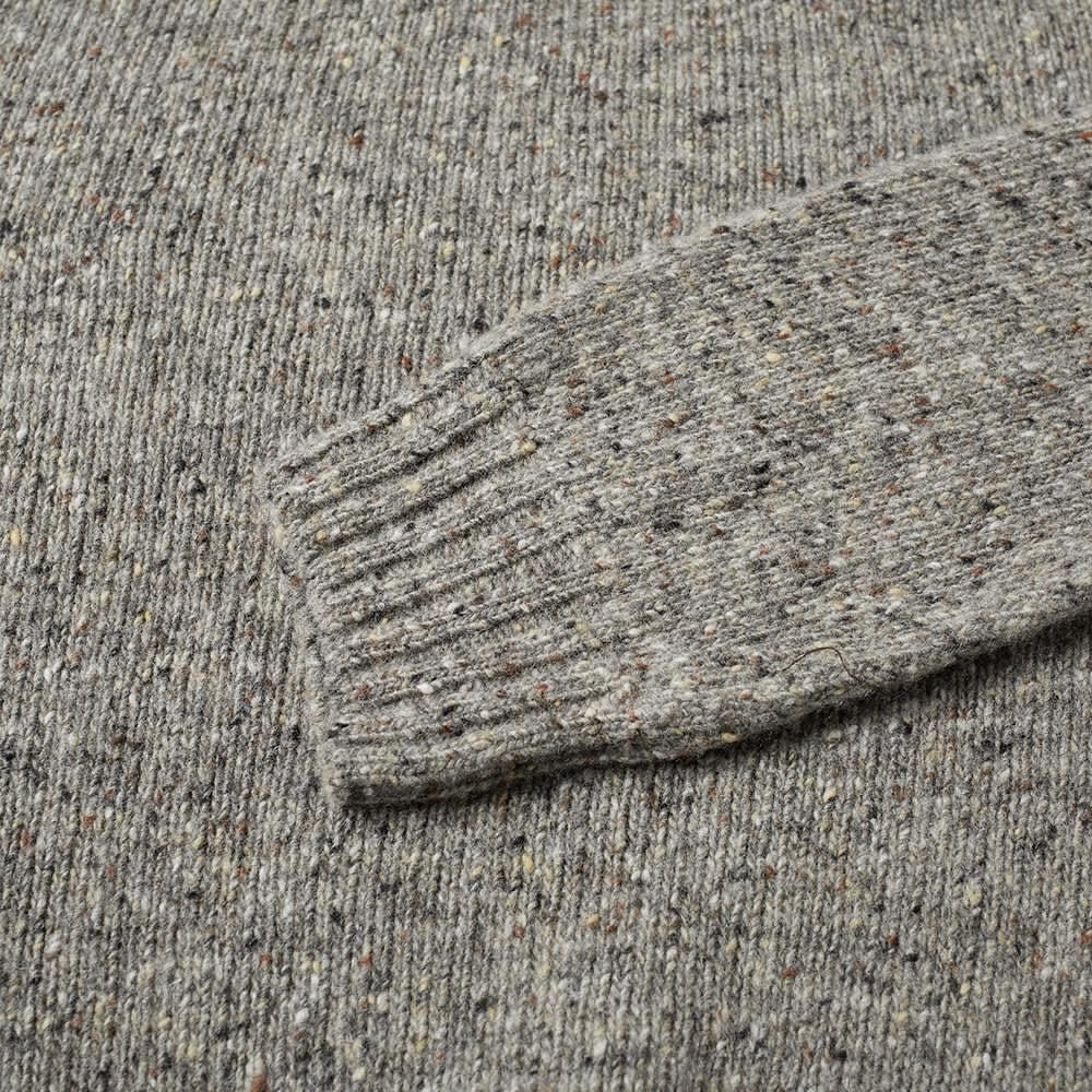 Howlin' Moonchild Roll Neck Knit - Grey