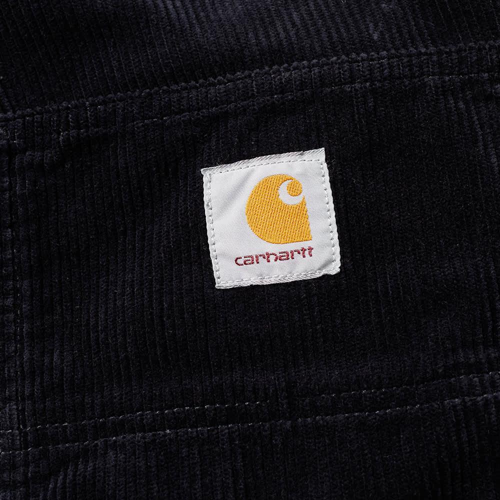 Carhartt WIP Single Knee Corduroy Pant - Dark Navy