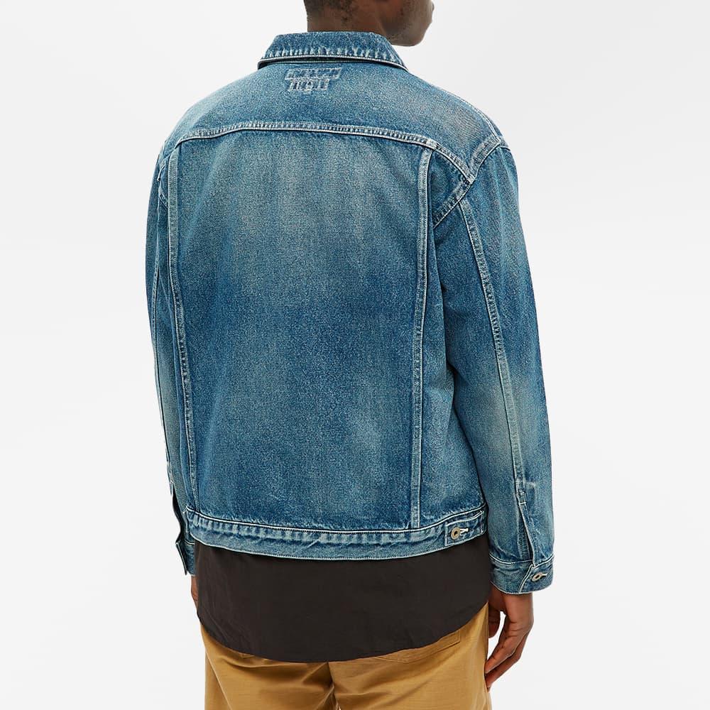 FDMTL 1yr Wash Denim Jacket - Indigo