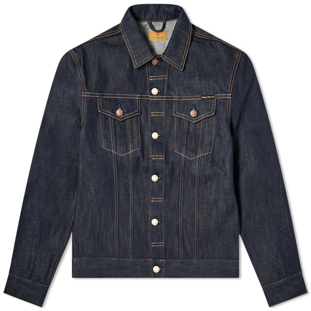 Nudie Jerry Denim Jacket - Dry Ring