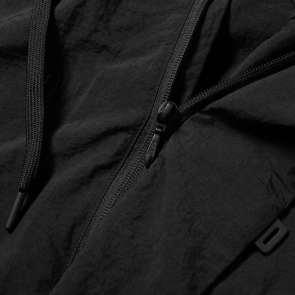 TEATORA Packable Parka - Black