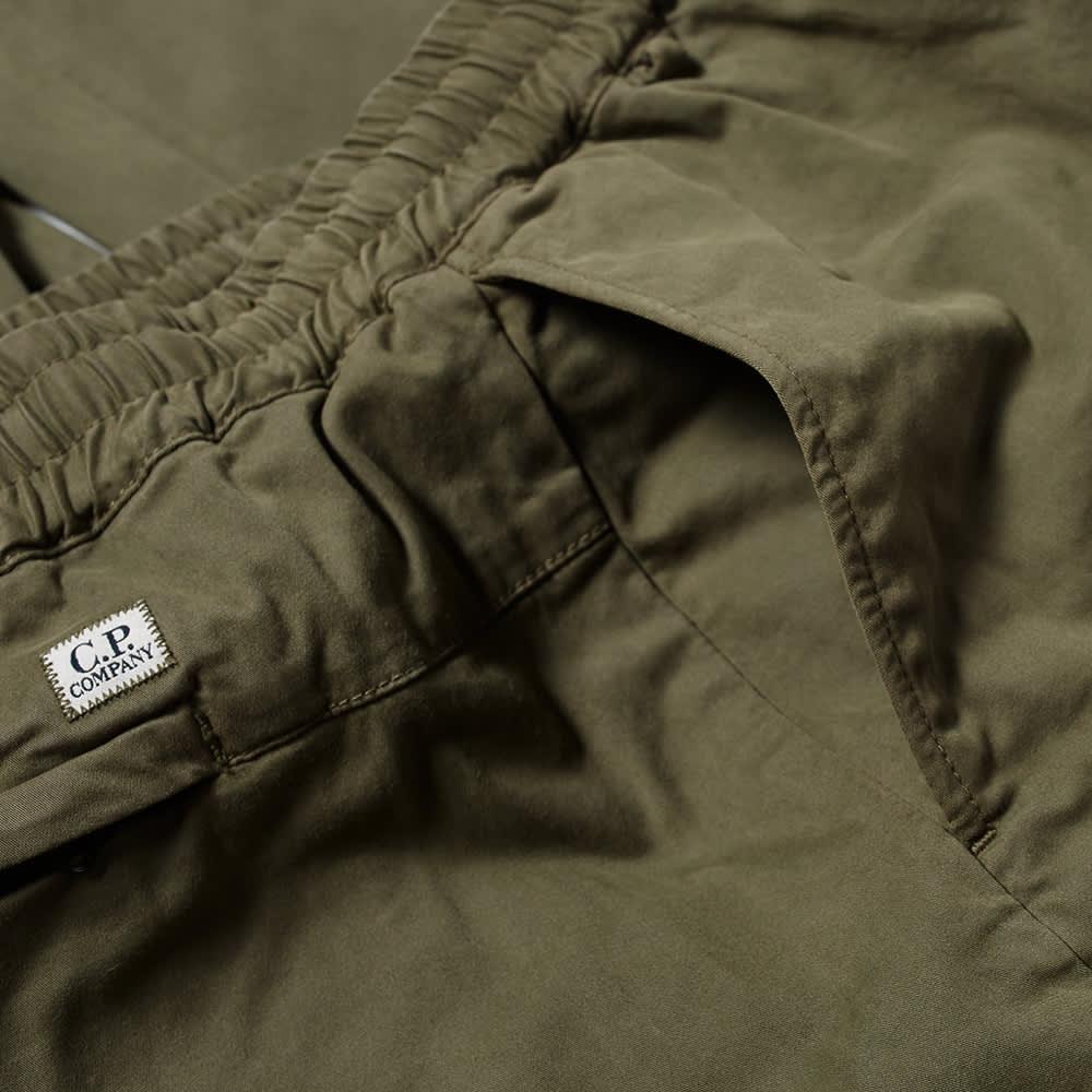 C.P. Company Lens Pocket Cargo Pant - Stone Grey