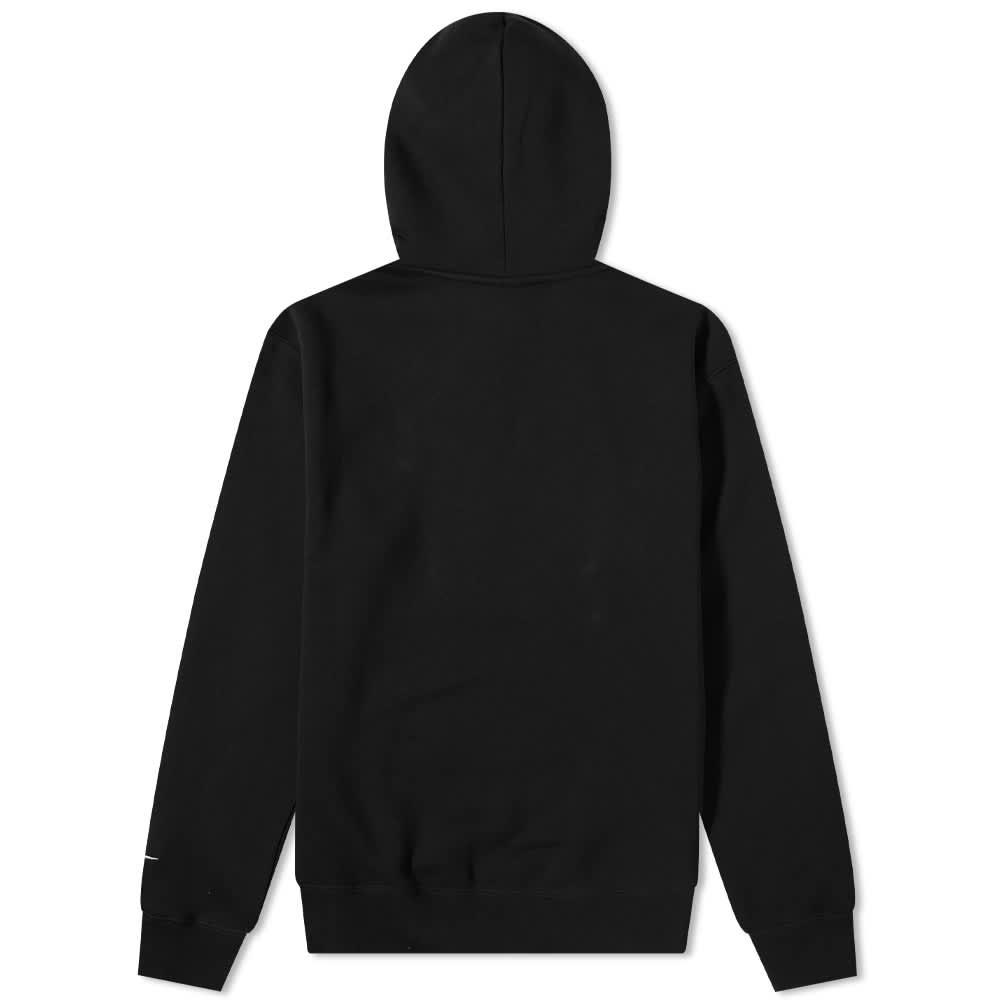 Nike SB Mosaic Hoody - Black & Cool Grey