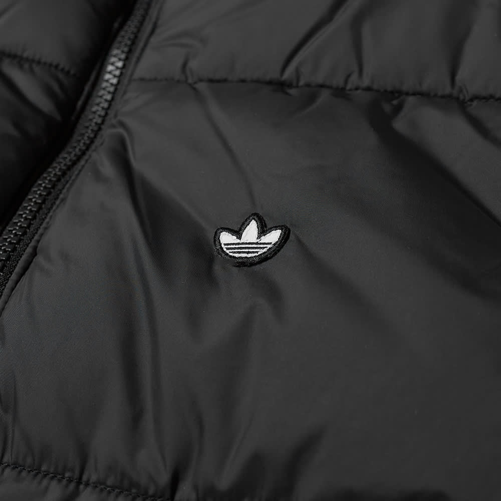 Adidas Puffer Vest - Black