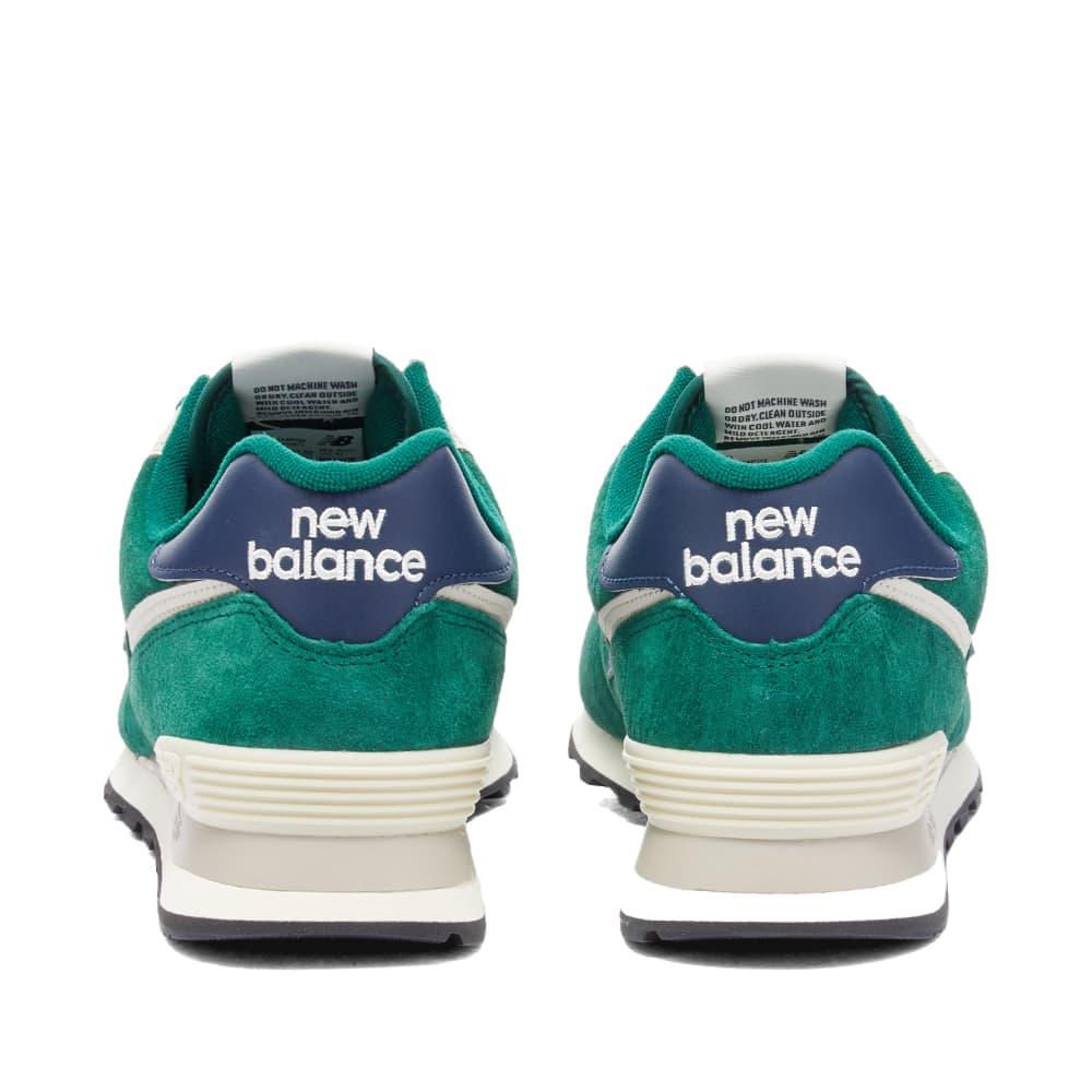 New Balance ML574PQ2 - Green & Navy