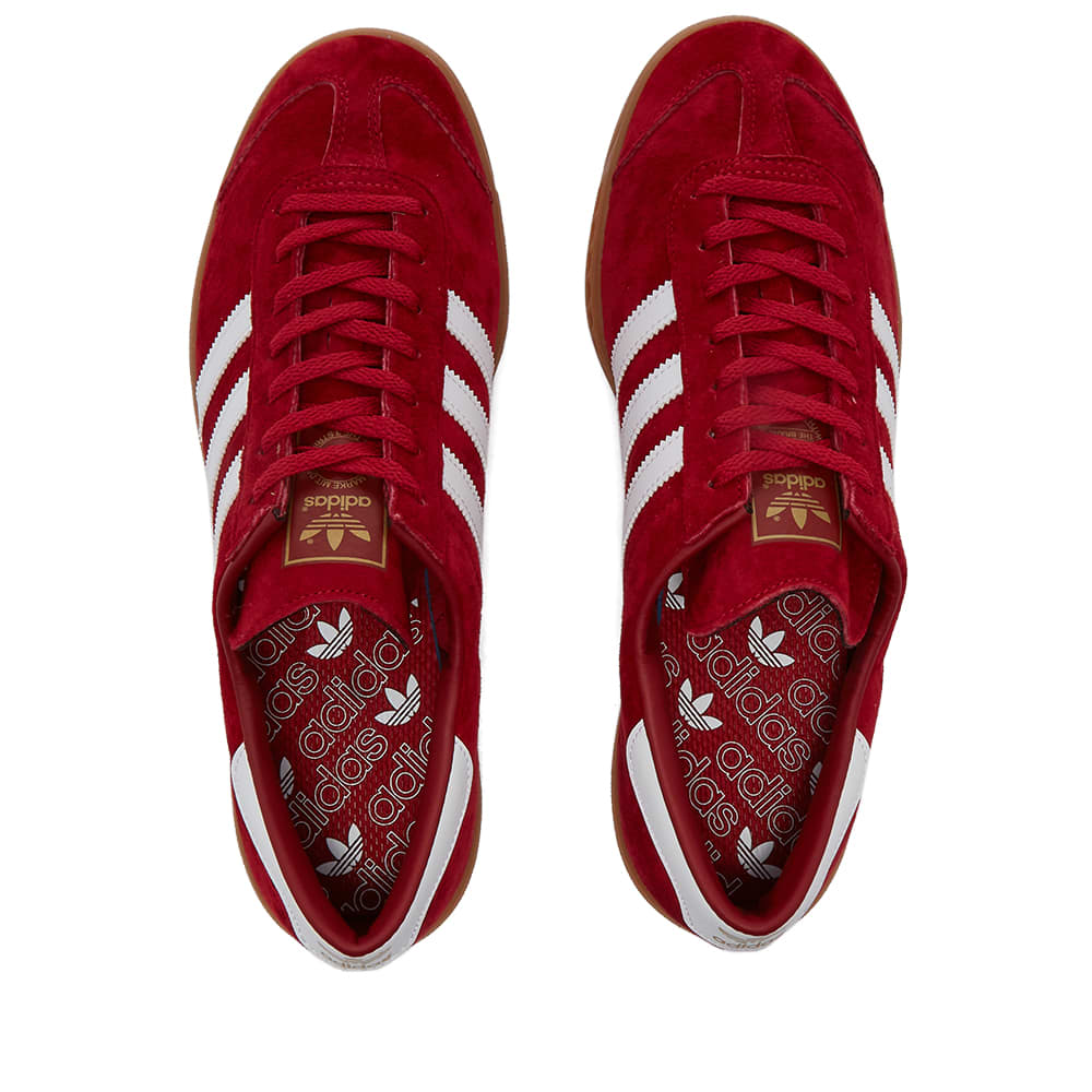 Adidas Hamburg - Team Victory Red & White