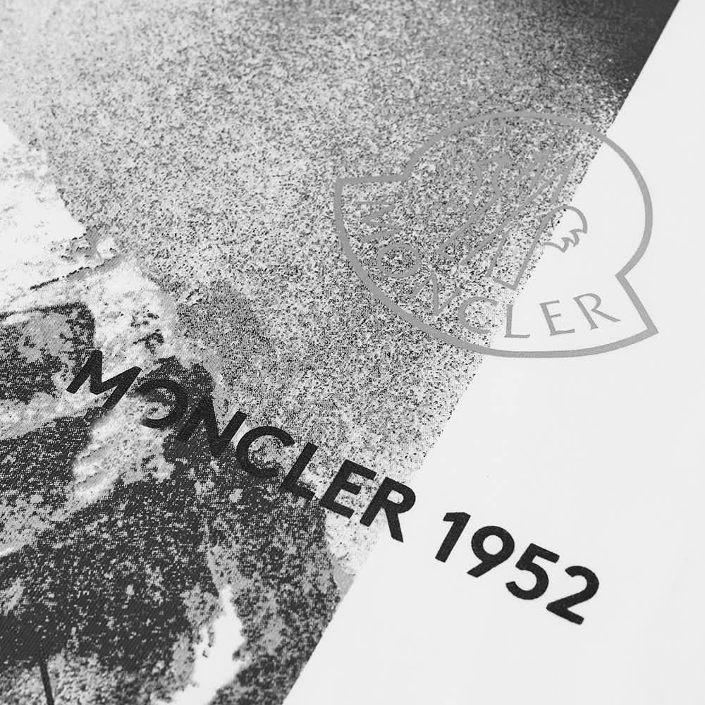 Moncler Genius x and wander Mountain Tee - White