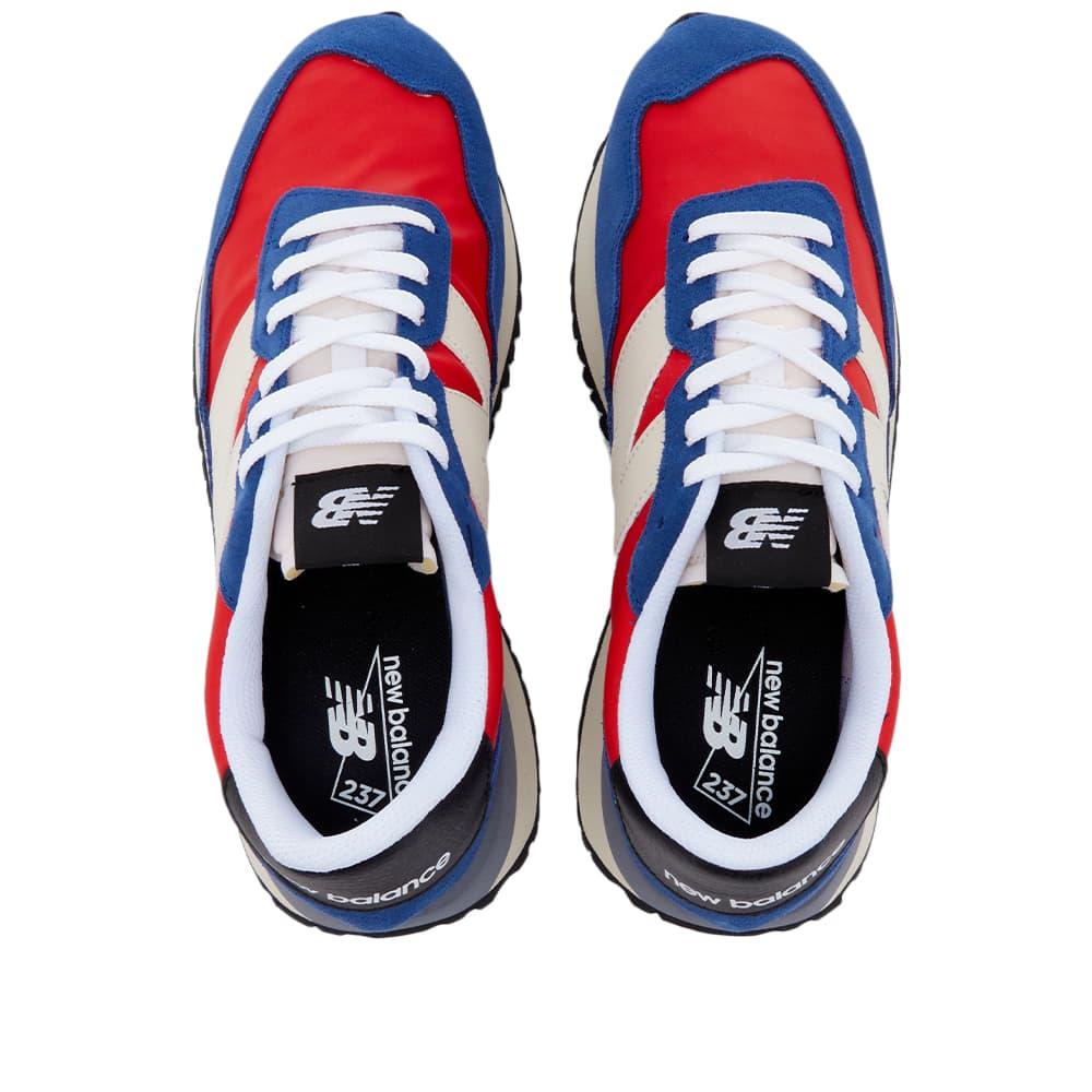New Balance MS237AC - Blue & Red