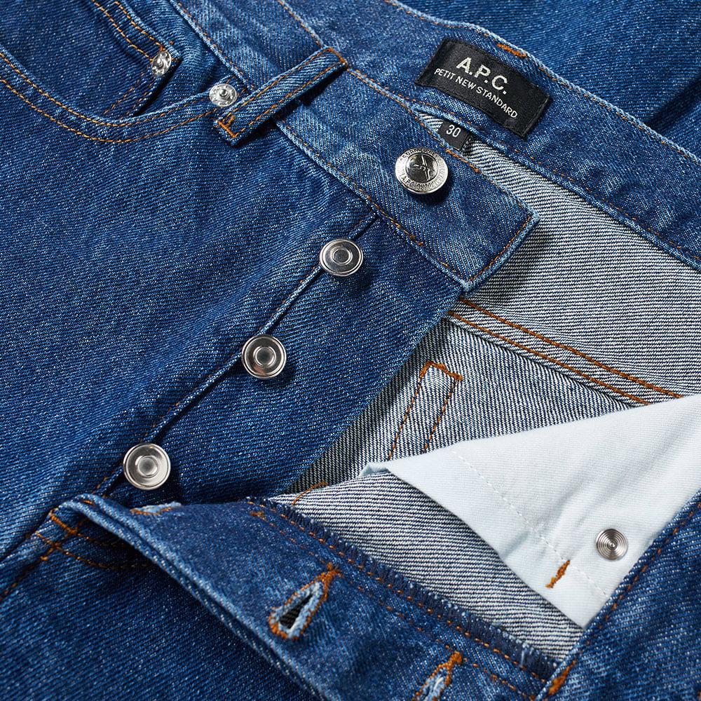 A.P.C. Petit New Standard Jean - Vintage Wash